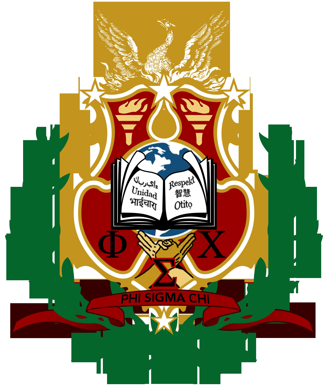 Phi Sigma Chi Crest